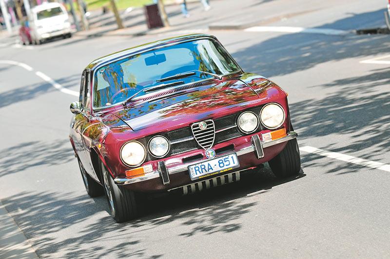 Alfa -Romeo -1750-105-onroad -front