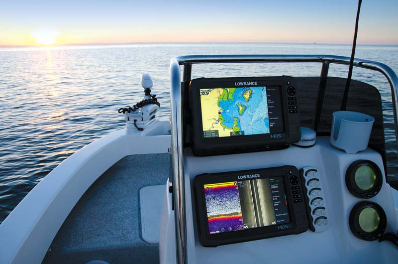 Lowrance HDS-9 Gen 3 review | Marine electronics | Trade Boats Australia