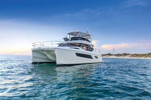 Aquila 44 power catamaran