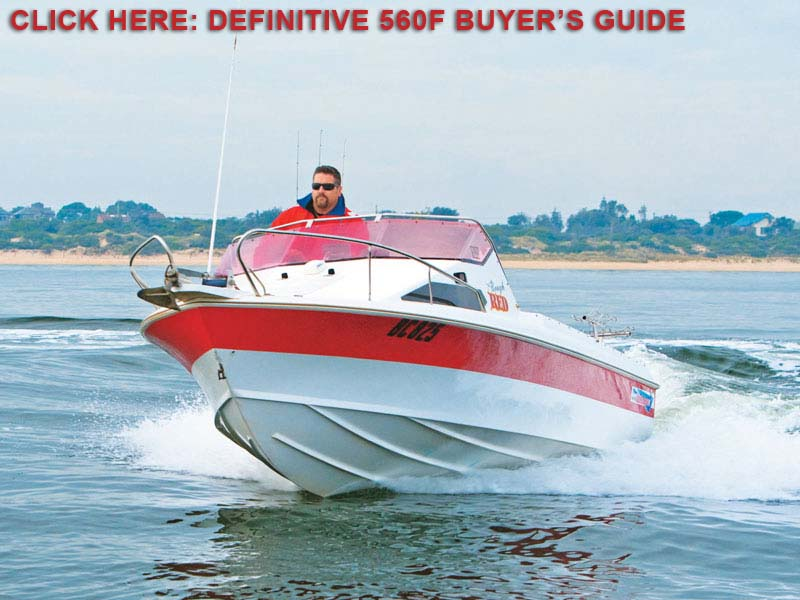Haines Hunter 560F buyers guide