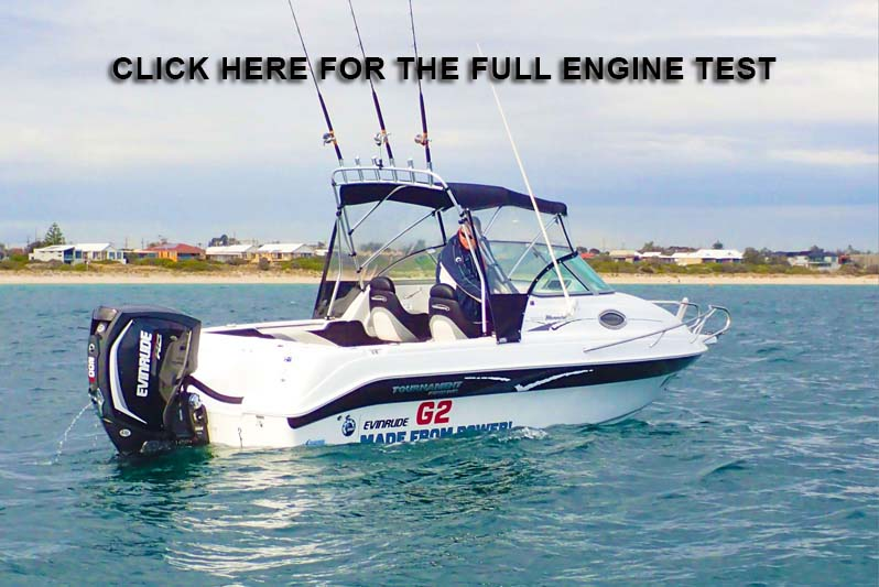 E-TEC G1 vs G2 outboard motor review