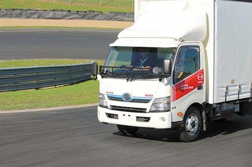 Hino Track Day3