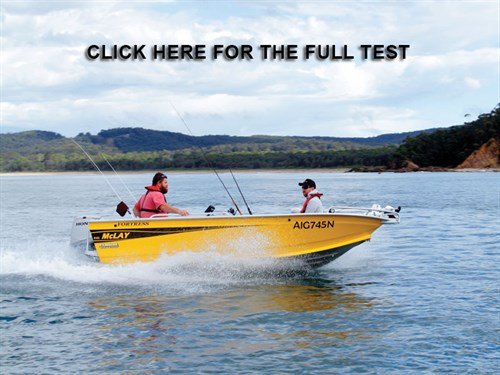 McLay 441 Fortress boat review