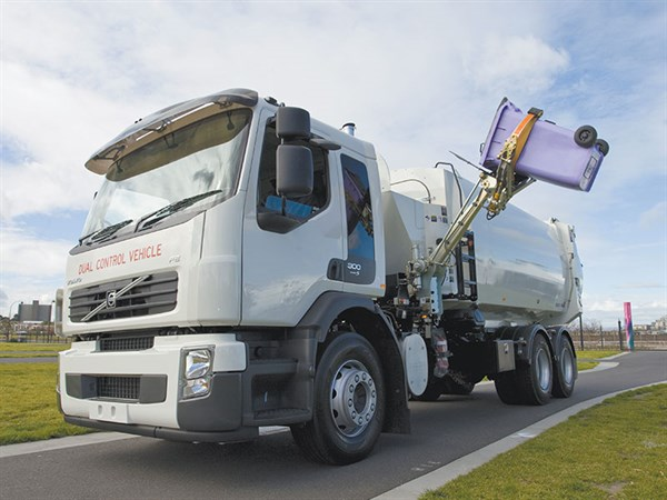Volvo --FE--FM--compactor --truck --review --ATN