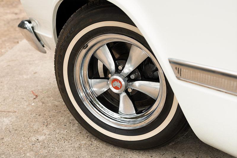 Valiant -Regal -wheel