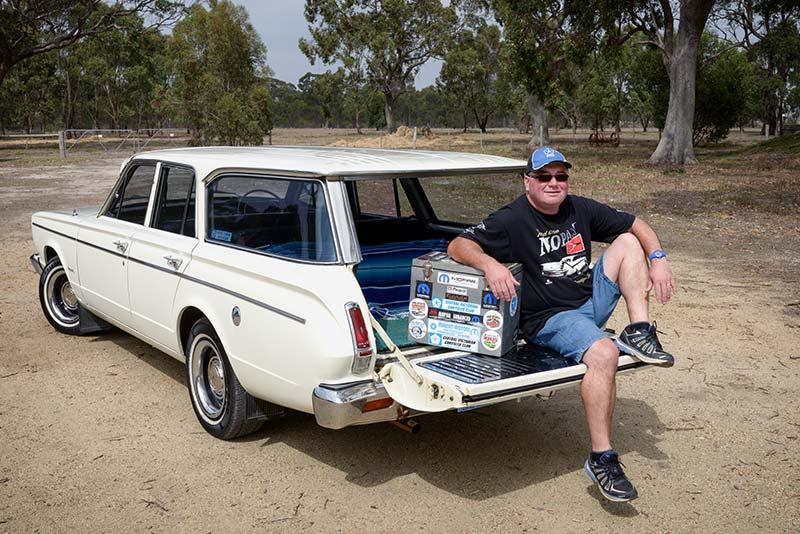 Chrysler -Valiant -Safari -wagon -Brendan -Ruiter