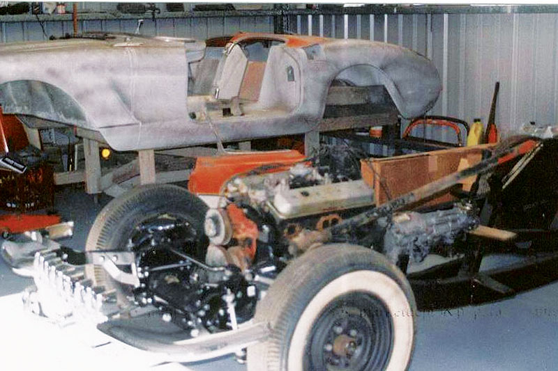 Chevrolet -Corvette -C1-chassis -before -2