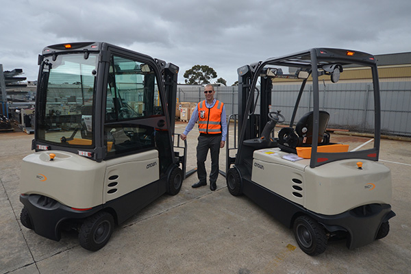 Crown ,-SC6000,-forklift ,-review ,-ATN2