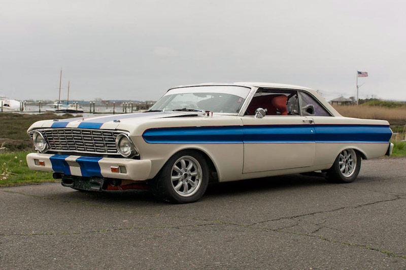 Ford -Falcon -Sprint -Rally