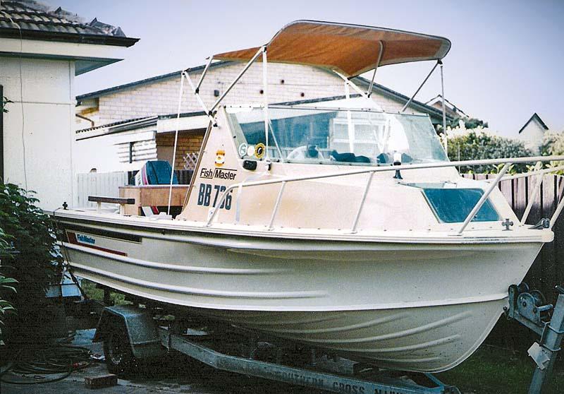 1983 Quintrex Fishmaster