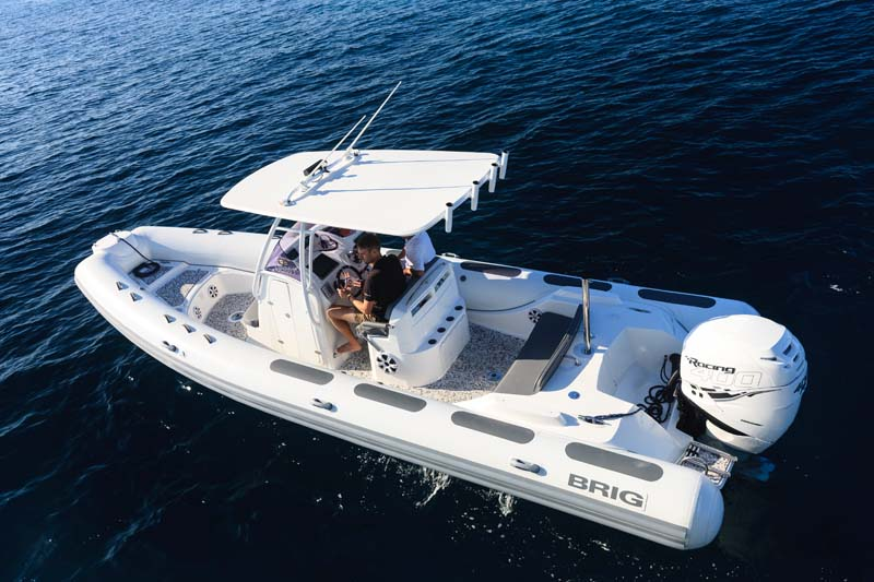 BRIG rigid inflatable boat
