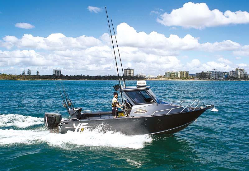 Yellowfin 7400 HT