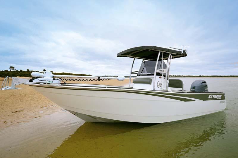 Extreme 610CC Hawke boat