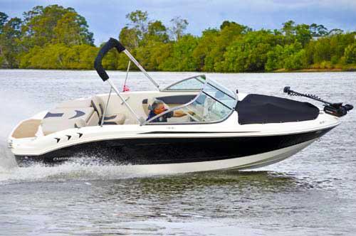 Chaparral H2O boat