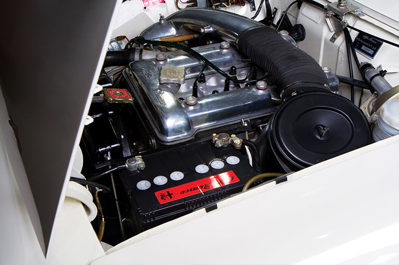 Alfa -Romeo -105-engine