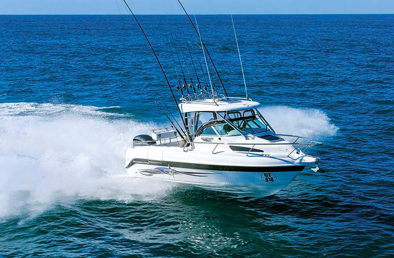 Haines Hunter 675 Offshore Hardtop