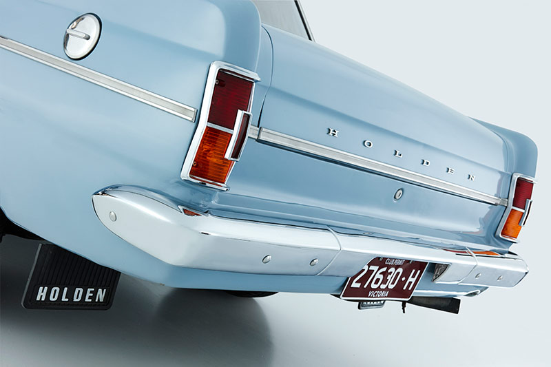 EH-Holden -rear -detail