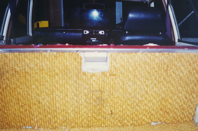 Datsun -1600-wagon -interior -rear