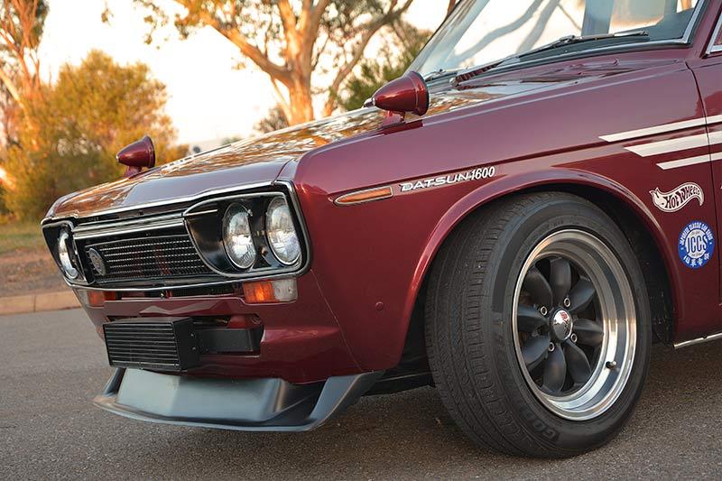 Datsun -1600-wagon -front -wheel