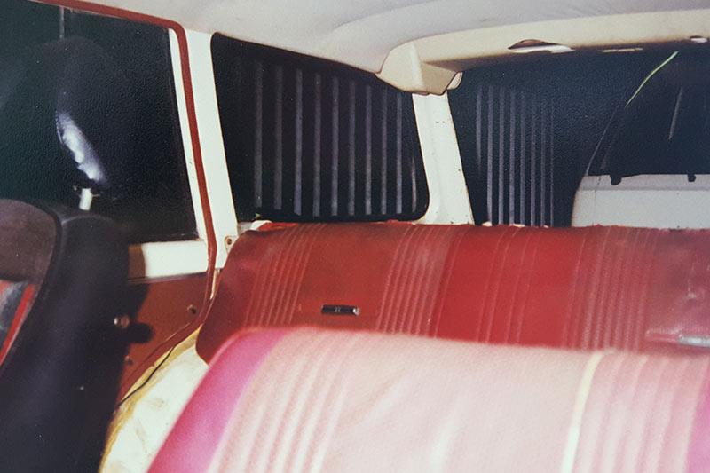 Datsun -1600-wagon -interior -seats -before