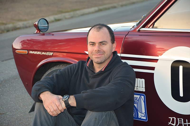 Datsun -1600-wagon -adam -burke