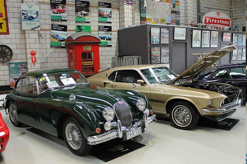 Jaguar -ford -mustang -shannons