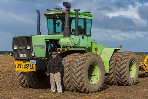 Review: 1985 Steiger Panther CM-325 tractor