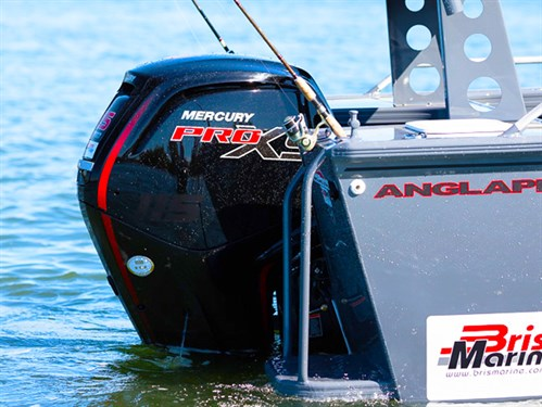Mercury 115 pro xs four troke outboard motor review for Yamaha vmax outboard review