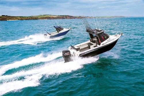 Bar Crusher aluminium fishing boats