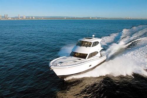 Maritimo luxury motor yacht