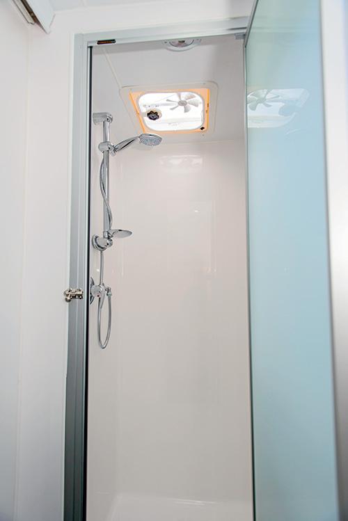 Bushmaster -Ironbark -shower