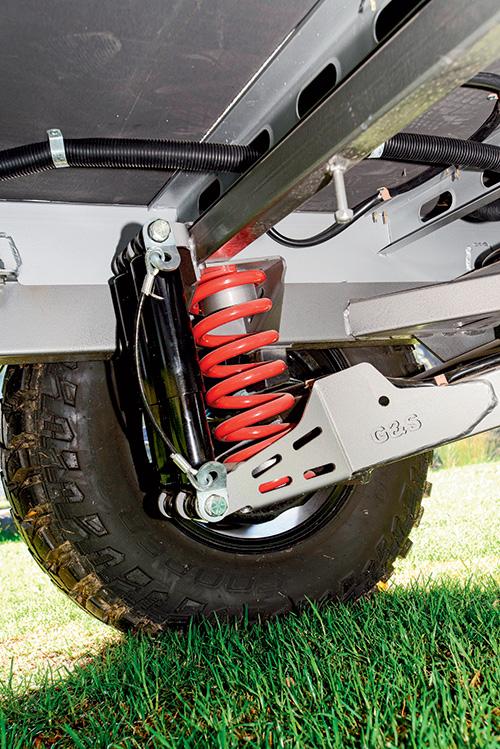 Bushmaster -Ironbark -underneath