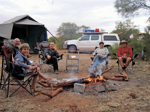 Camping -with -the -family