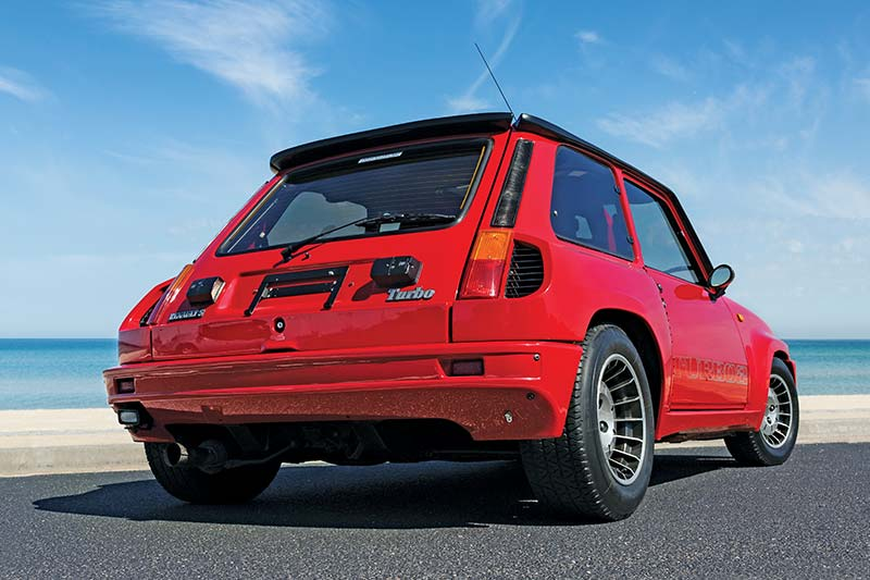Renault -5-Turbo -2-Data -rear -angle