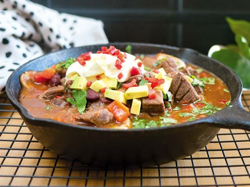Mexican _chilli _recipe