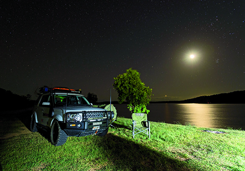 Qld _Paradise Dam Recreation Park _3 Ep 6QLD_Camping -1 Copy