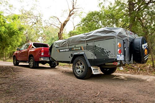 Outback -Campers -Australia -Tanami -12