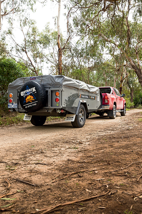Outback -Campers -Australia -Tanami -11