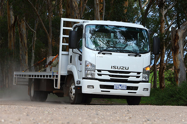 Pick Of The Crop - Isuzu Pic C
