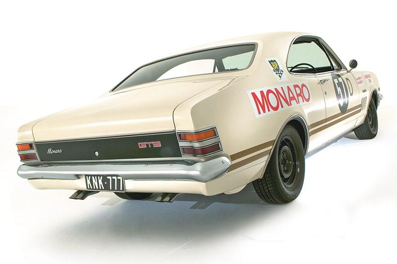Holden -ht -monaro -350-rear