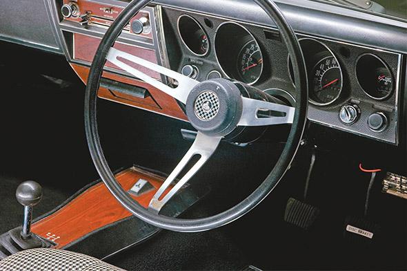 Holden -ht -monaro -350-dash