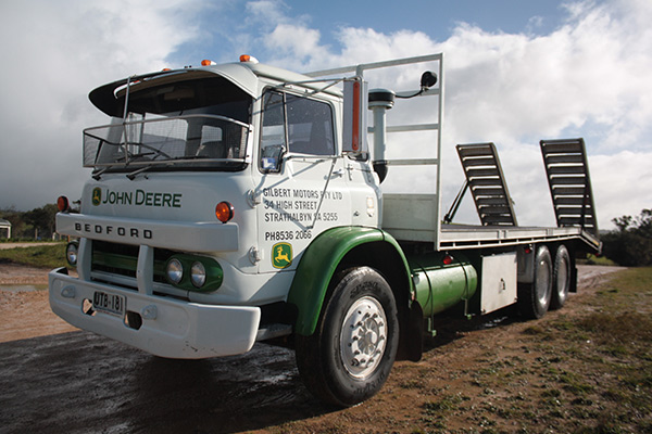 Brawny -1973-KM-Bedford ,-Classic -Truck ,-Owner Driver2