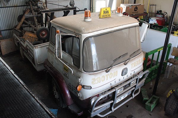 Brawny -1973-KM-Bedford ,-Classic -Truck ,-Owner Driver8