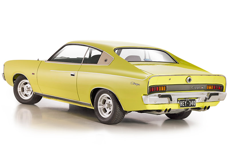 Chrysler -valiant -charger -rear -angle -left