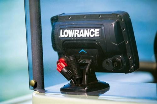 Lowrance Elite 7ti colour sounder chartplotter