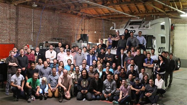 Otto ,-Startup ,-Uber ,-Truck ,-Autonomous ,-Trade Trucks