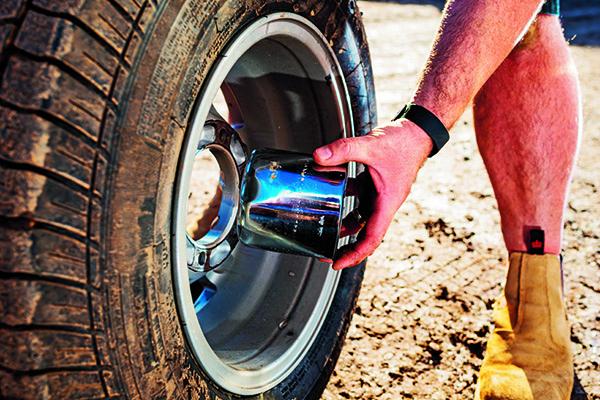 How To Change A Caravan Tyre 3