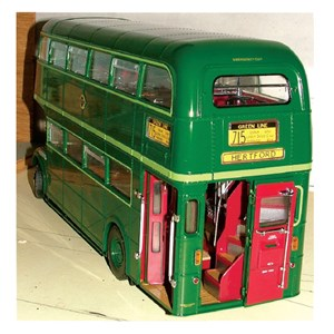 Flashback -Friday ,-Green -Routemasters ,-London ,-ABC,-Bus News4