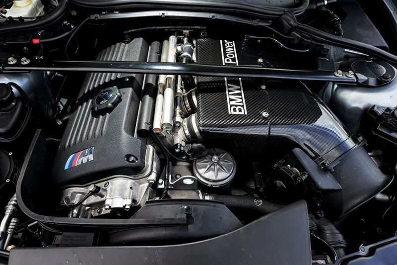 Bmw -e 46-m 3-csl -engine