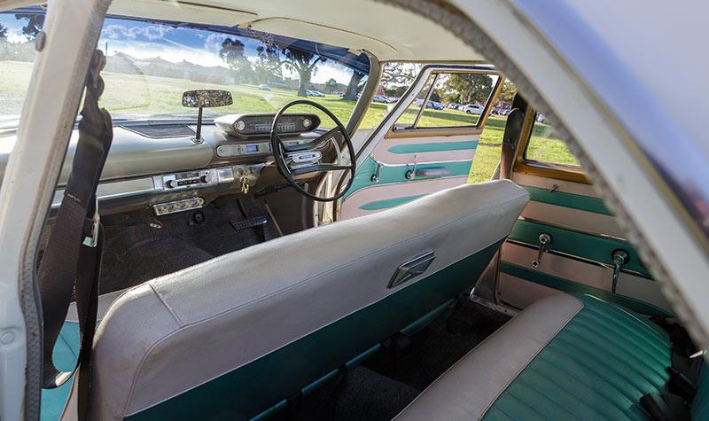 Dodge -phoenix -interior